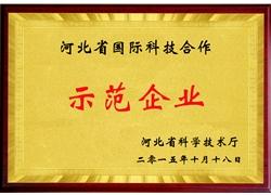 河北省国合示范企业